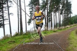 Pic of me at Kielder in my first running blog post.