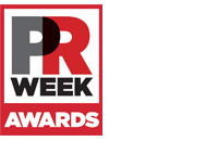 David Sawyer has won a UK PR Week PR award.