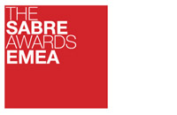 David Sawyer has won a European Sabre PR award.