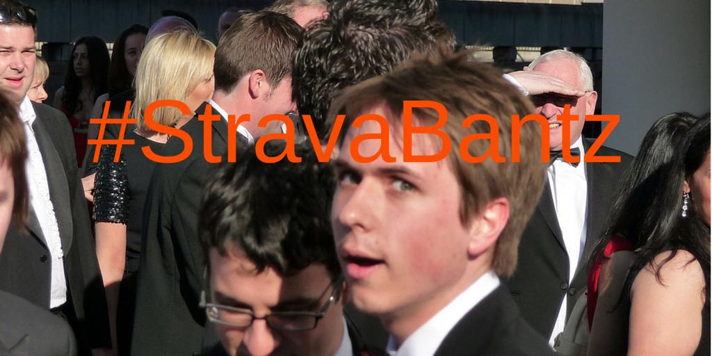 ~StravaBantz is banter between runners on Strava