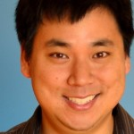Larry Kim in Scotland PR David Sawyer's Be Nice Blog Post.