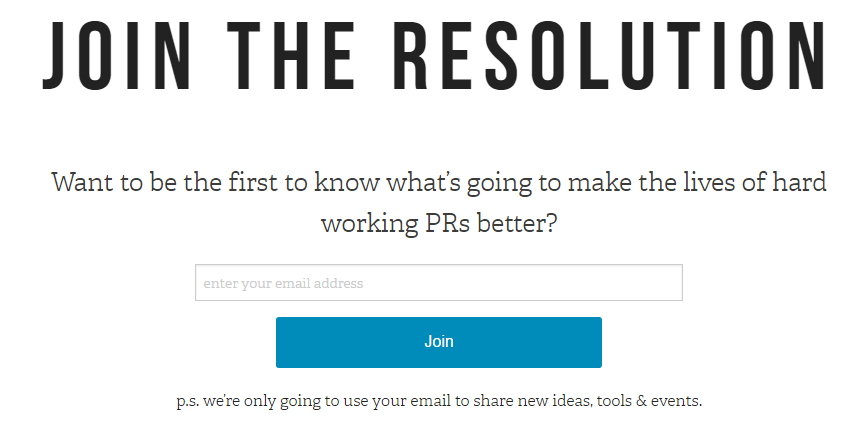 pr resolution 29 digital newsletters from glasgow pr firm zude