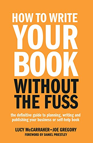 How to Write Your Book Without the Fuss RESET David Sawyer Zude PR book glasgow.