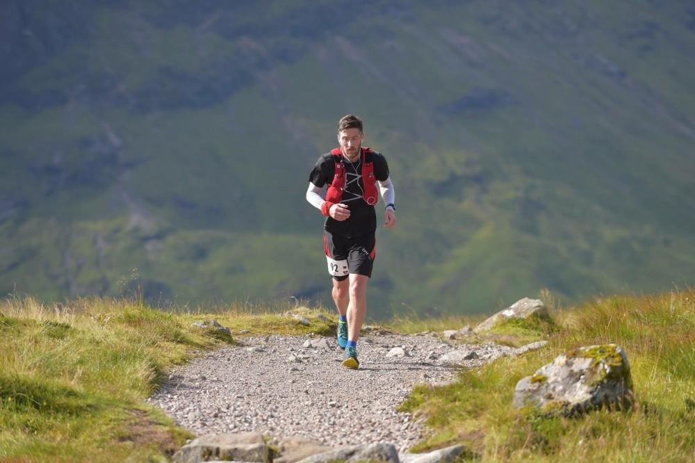 Neal ultramarathoner finding alphas RESET self-help book.